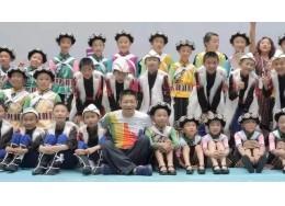"""三次登上《福布斯》的北大学霸,在中国发起35支少数民族童声合唱团!网友:这才是齐齐整整的""""中国好声音""""!"""