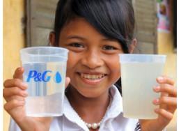 企业社会创新-宝洁:廉价高效PUR净水剂,提供安全饮用水