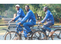 减贫脱困|WORLD BICYCLE RELIEF:两个轮子改善非洲世代贫穷