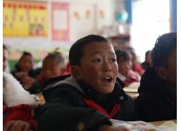 大山的孩子会英语-情系远山小学双师课堂
